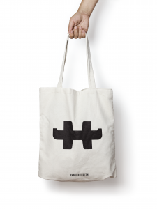 Canvas Tote Bag Front